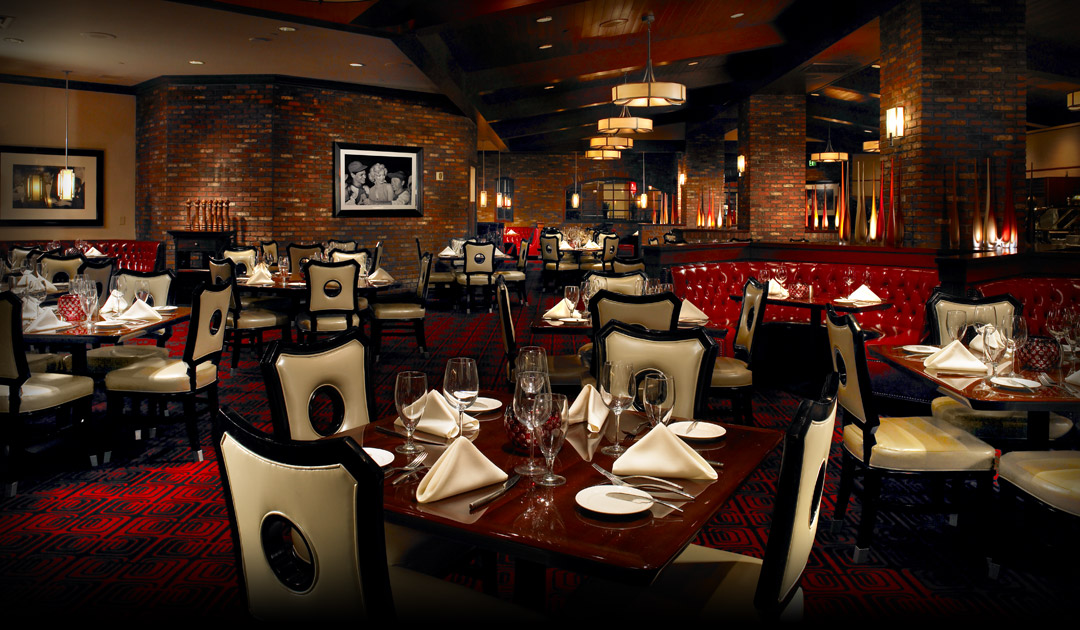The dining room at Boulder Station Hotel & Casino