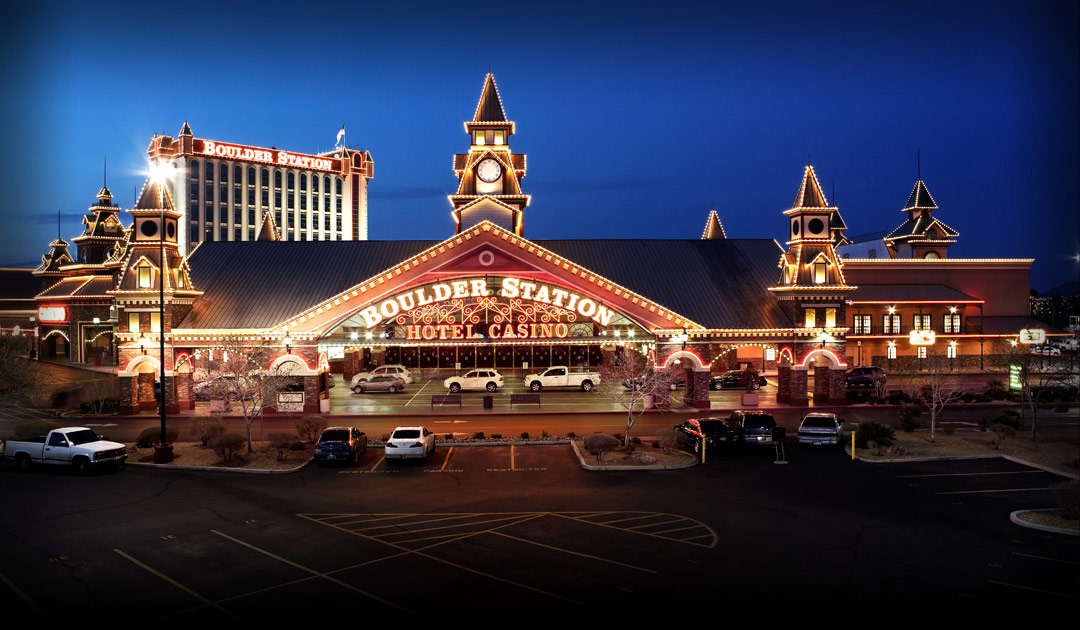 Exterior of Boulder Station Hotel & Casino