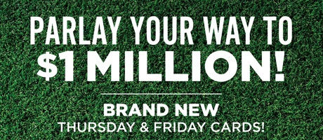 Parlay Your Way To 1 Million