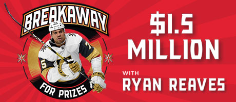 Breakaway For Prizes with Ryan Reaves