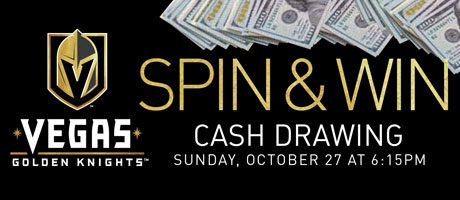 Spin & Win Cash Drawing