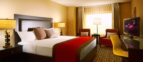 Deluxe King Hotel Rooms in Las Vegas at Boulder Station